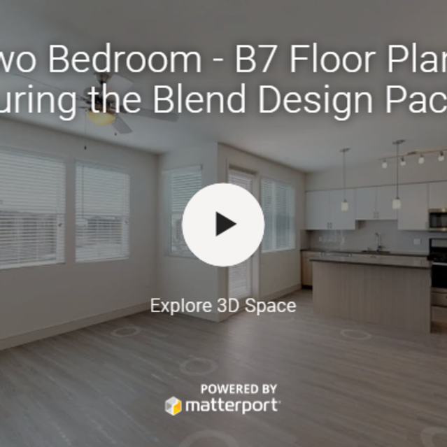 The Braydon - Spacious Interior Floorplan
